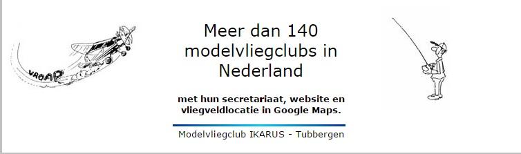 modelvlieg clubs nederland